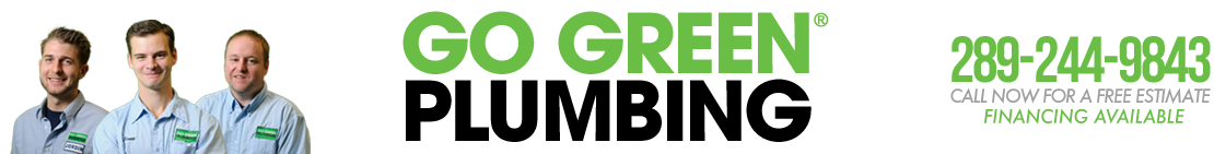 Go Green Plumbing – Niagara Region Plumber